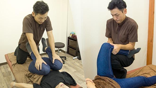 ひざの手技マリカ鍼灸整体院